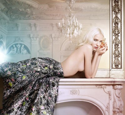 Sasha Luss by Ryan McGinley for Dior Addict (3)