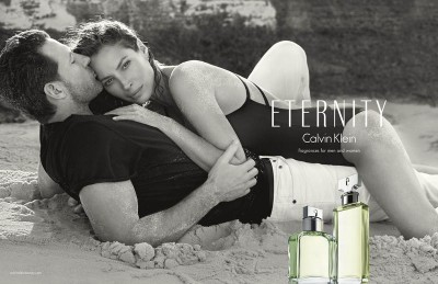 Christy Turlington ETERNITY CALVIN KLEIN 01