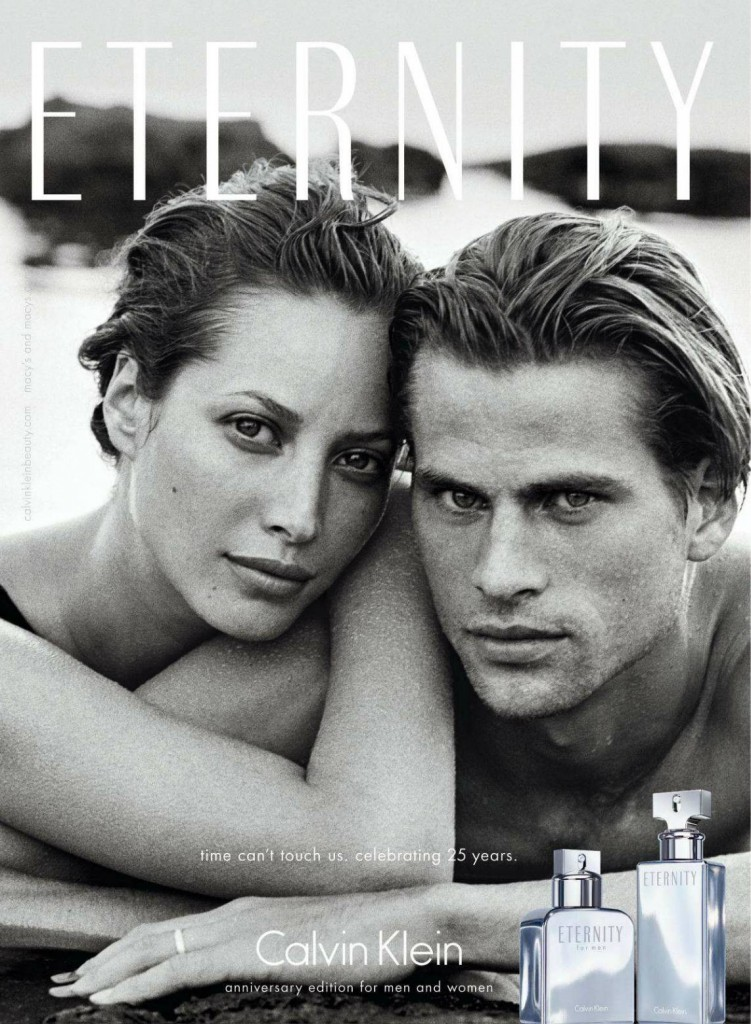 Christy Turlington ETERNITY CALVIN KLEIN 02