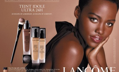 Lupita Nyong O Is The New Face Of Lanc 244 Me