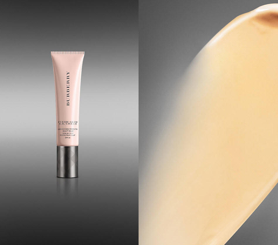 The New Fresh Glow Burberry BB Cream 03