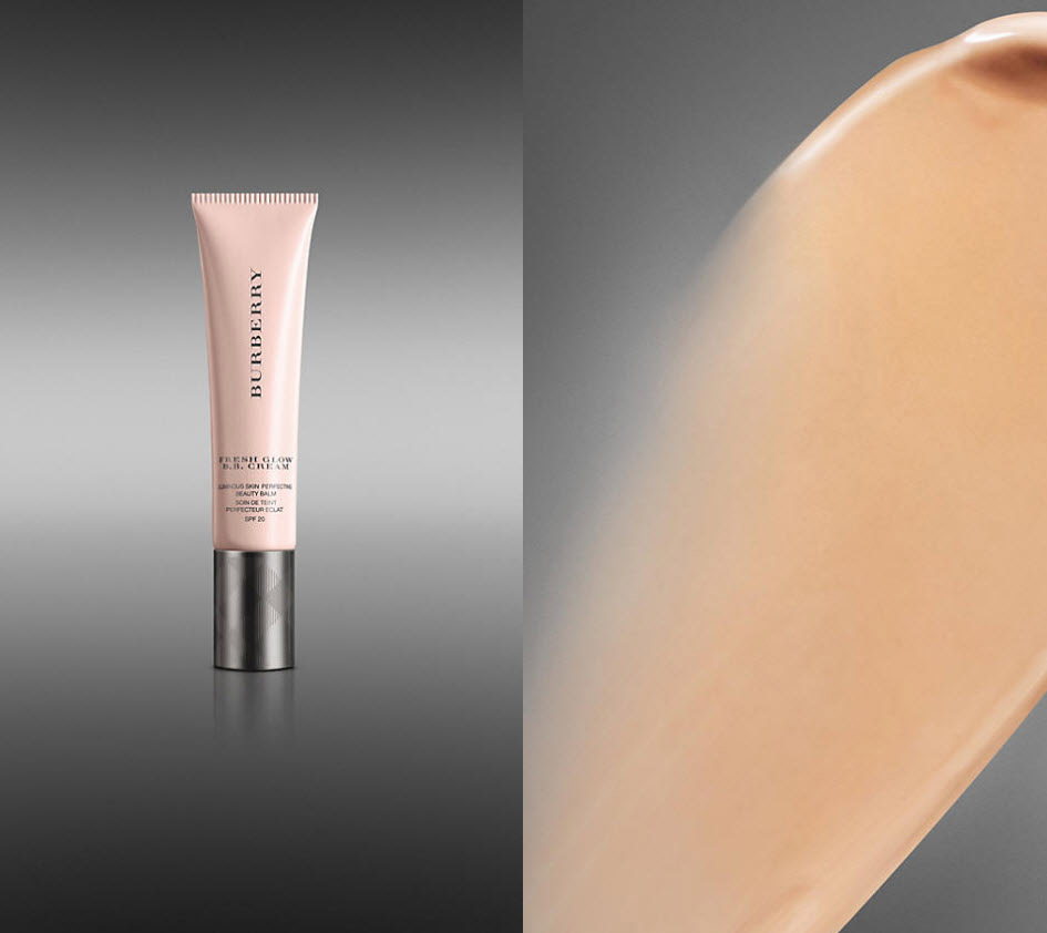 The New Fresh Glow Burberry BB Cream 04