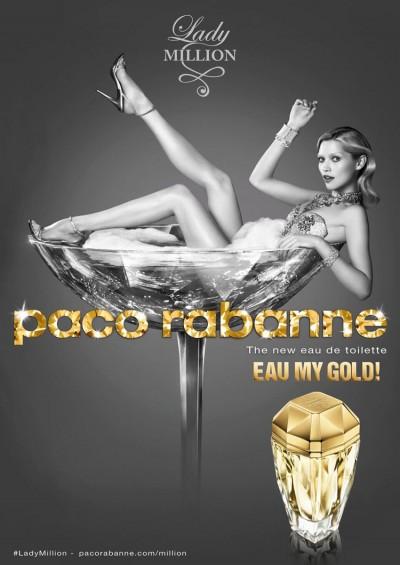 Hana-Jirickova-Paco-Rabanne-Lady-Million-Eau-My-Gold
