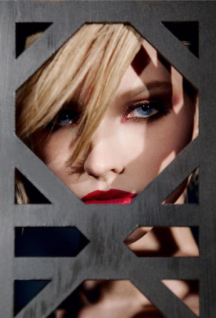 Sasha Luss By Steven Meisel For Dior Beauty