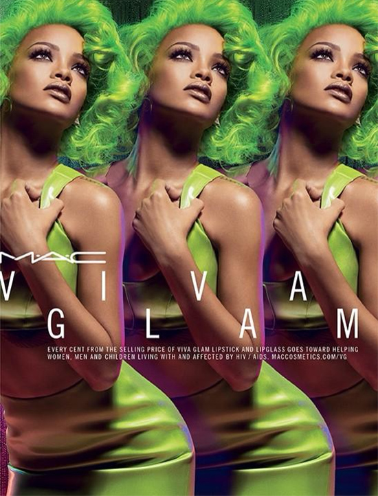MAC x Rihanna Viva Glam Rihanna 2 for Fall 2014 (1)