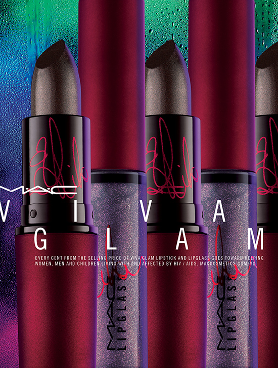 MAC x Rihanna Viva Glam Rihanna 2 for Fall 2014 (3)