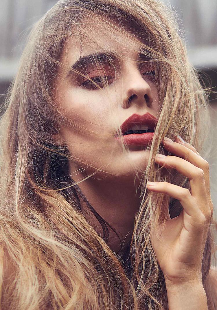 Sonya Esman At Profile Models By Danny Lim
