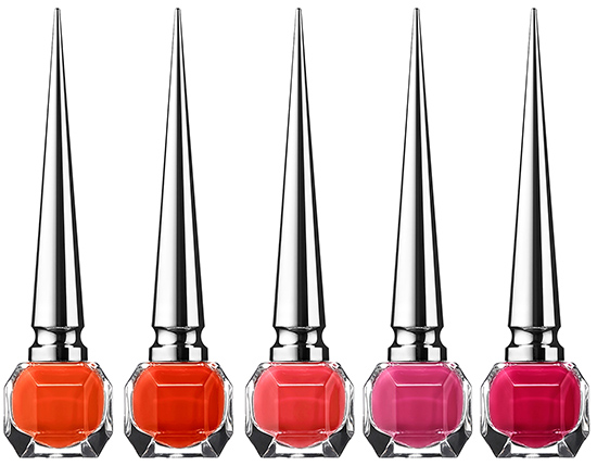 Christian Louboutin Nail Colors for Fall 2014 (1)