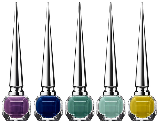 Christian Louboutin Nail Colors for Fall 2014 (2)