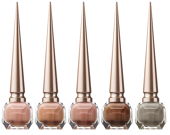 Christian Louboutin Nail Colors for Fall 2014 (4)