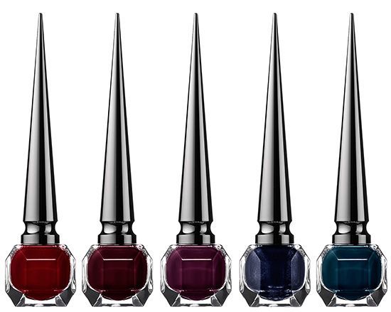 Christian Louboutin Nail Colors for Fall 2014 (5)