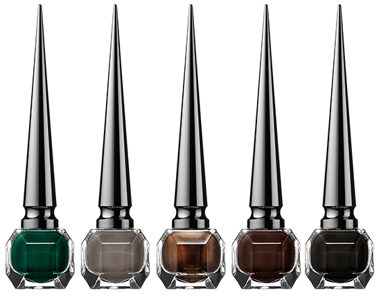Christian Louboutin Nail Colors for Fall 2014 (6)