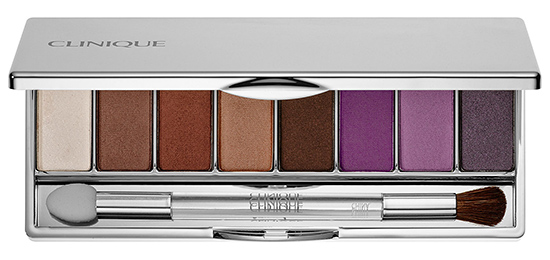 Clinique A Black Honey Affair Eyeshadow Palette & Long Last Soft Matte Lipsticks