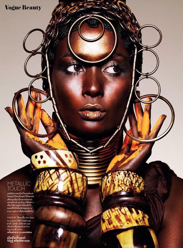 Colour Major  for Vogue Thailand September 2014 (2)