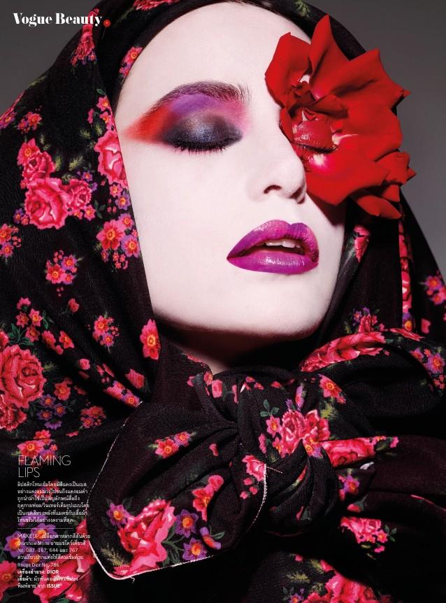 Colour Major  for Vogue Thailand September 2014 (3)