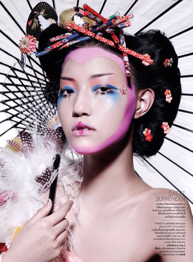 Colour Major  for Vogue Thailand September 2014 (4)