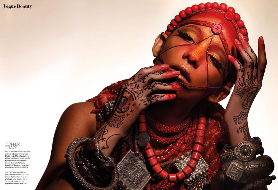 Colour Major  for Vogue Thailand September 2014 (5)