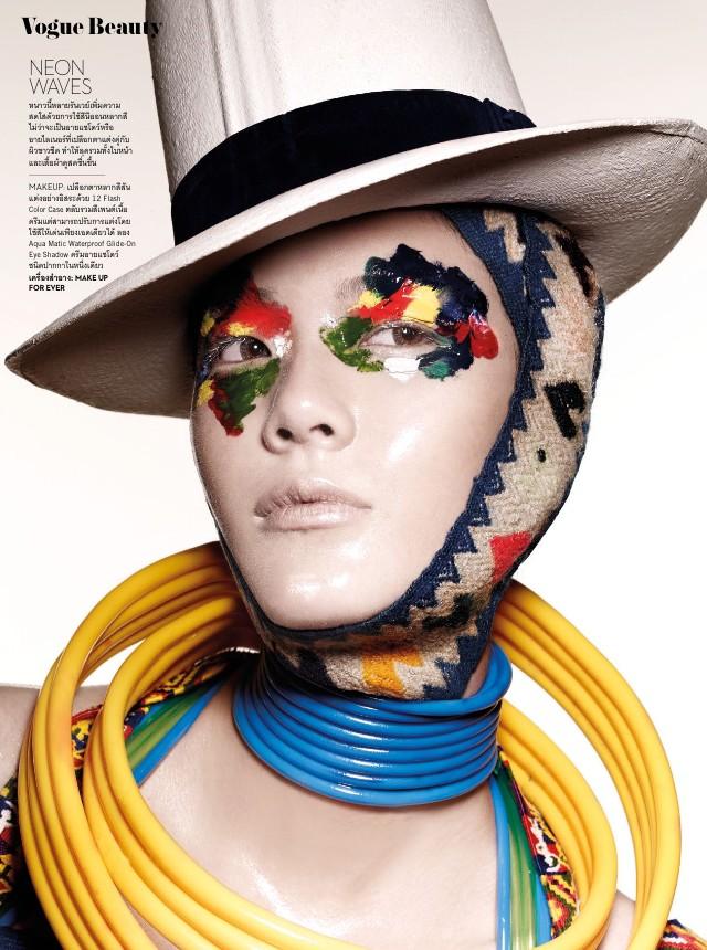 Colour Major  for Vogue Thailand September 2014 (6)