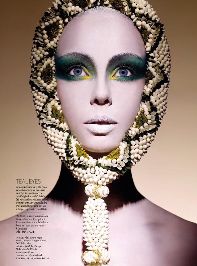 Colour Major  for Vogue Thailand September 2014 (7)
