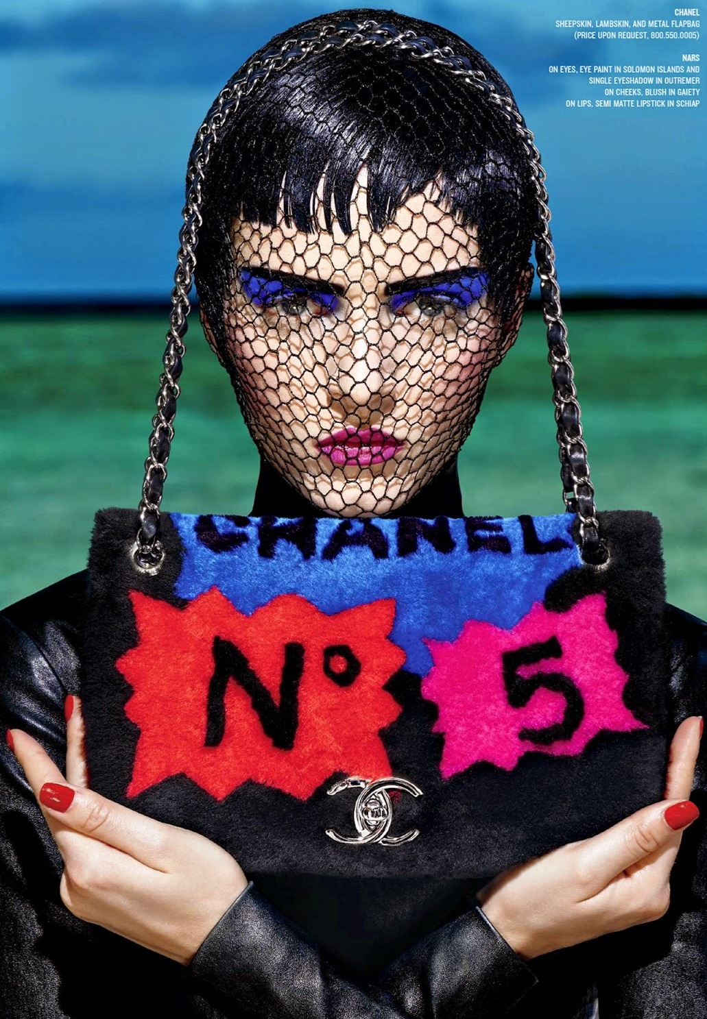 Daria-Strokous-by-Francois-Nars-for-V-Magazine-91-Fall-2014-2