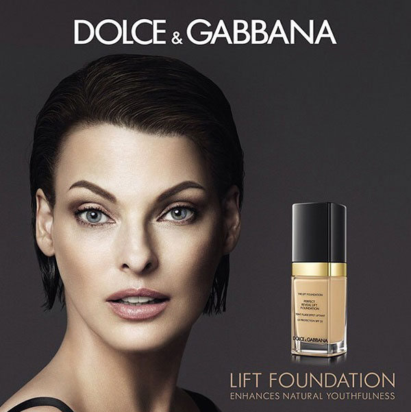 Linda-Evangelista-for-Dolce-&-Gabbana-Beauty