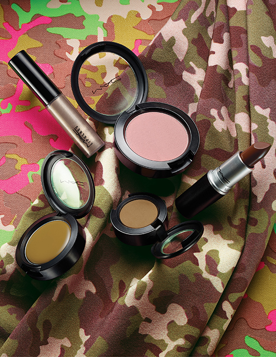 MAC Artificially Wild Collection for Fall 2014 (1)