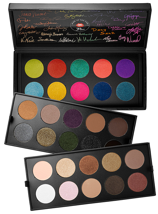 Make Up For Ever 30 Years 30 Colors 30 Artists Palette (4)