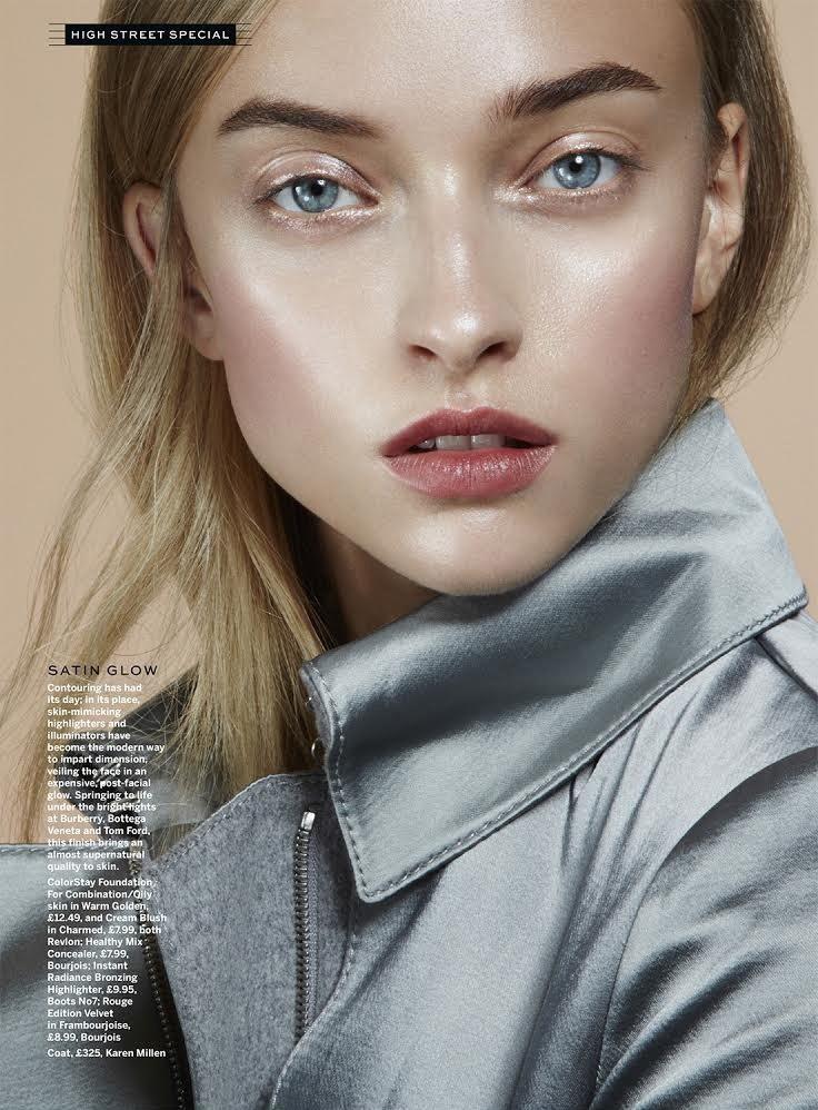 Marcelina Sowa By Jamie Nelson For Stylist Magazine