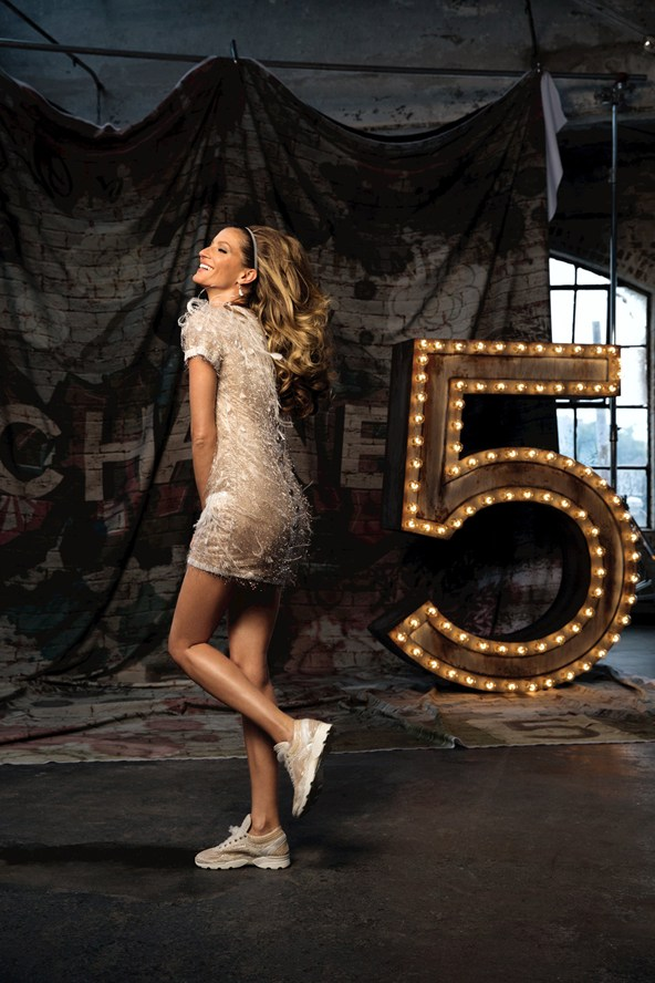 CHANEL N°5 The One That I Want featuring Gisele Bundchen (3)