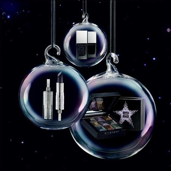 Givenchy-Folie-de-Noirs-2014-Holiday-Collection-Promo