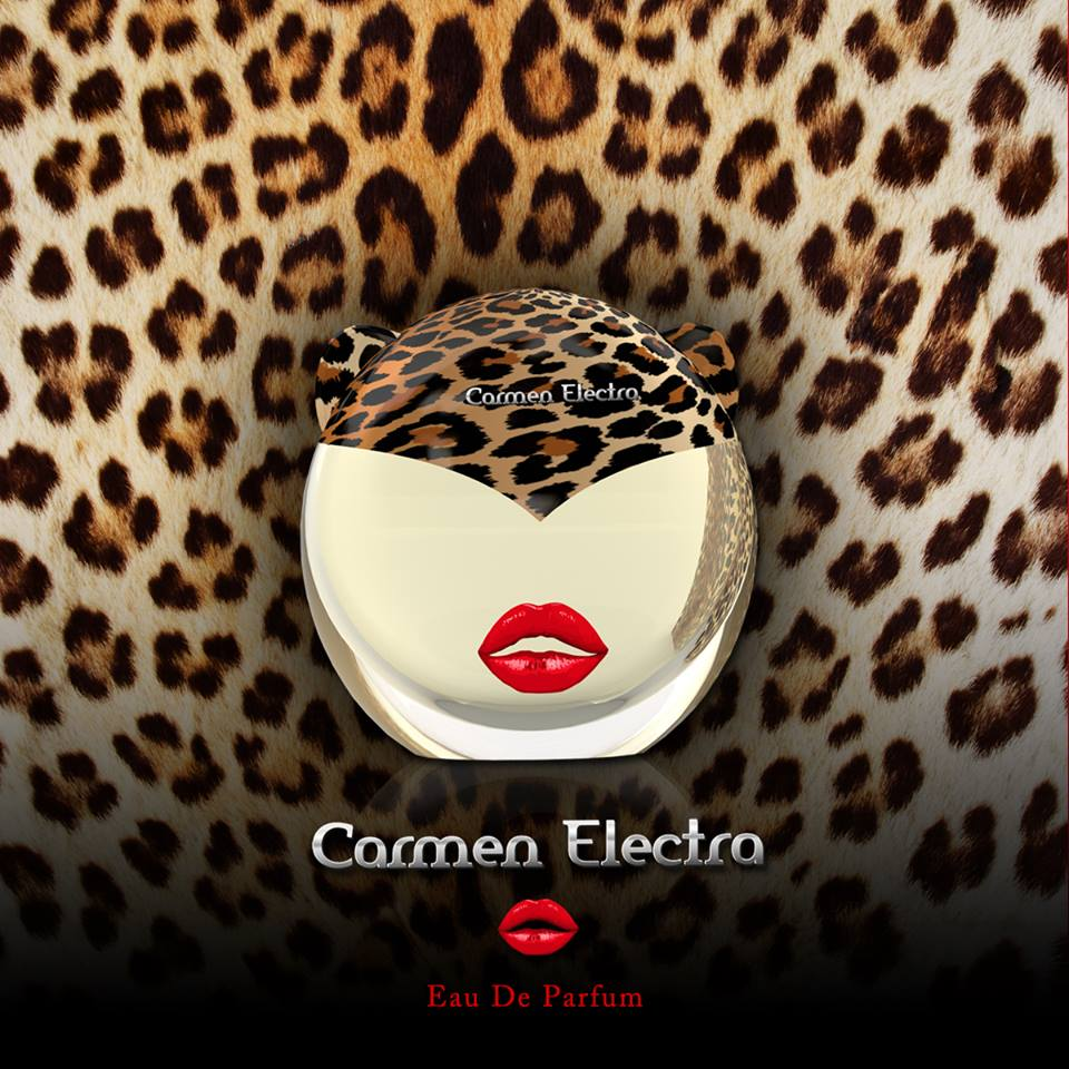 Carmen Electra Rrrr!