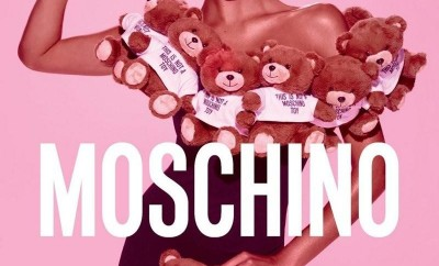 moschino toy campaign