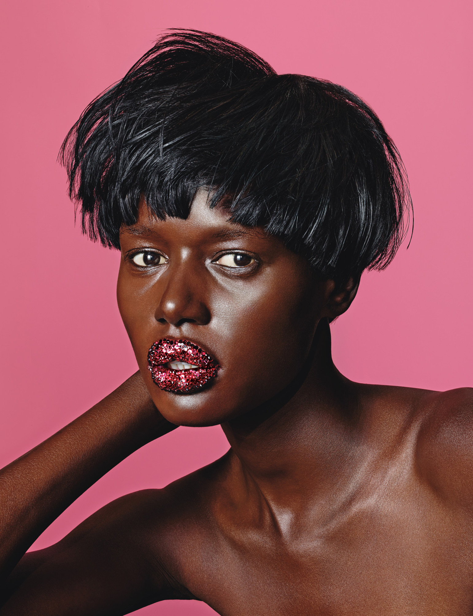 Jeneil Herieth Tosh Ajak Riley Amp Kai By Richard