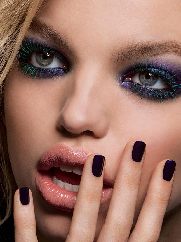 Daphne Groeneveld For Tom Ford Beauty Ss15
