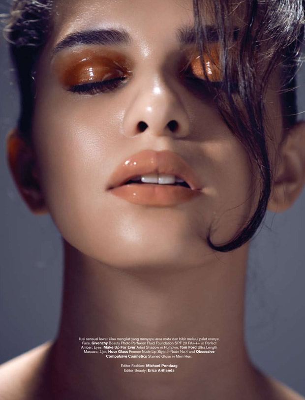 Into The Gloss By Glenn Prasetya For Bazaar Indonesia