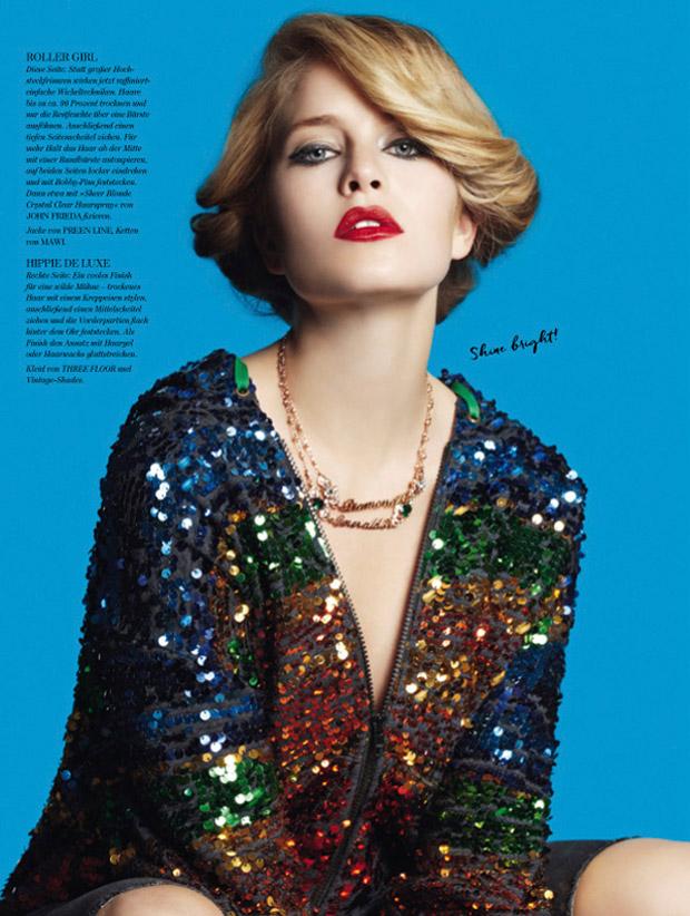 Chelsea Rose Leroux By Rui Faria For Diva Magazine
