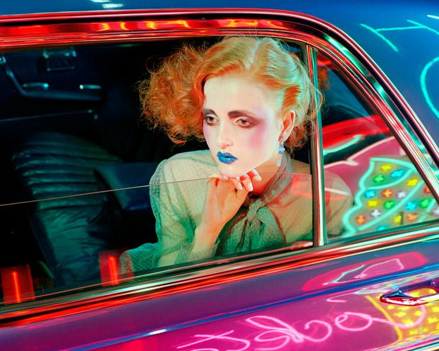 Madison Stubbington For Vogue Italia By Miles Aldridge