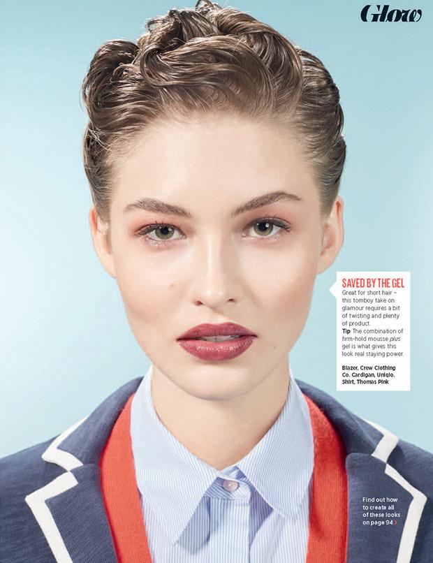 Grace Elizabeth For Cosmopolitan Uk By Wendy Carrig