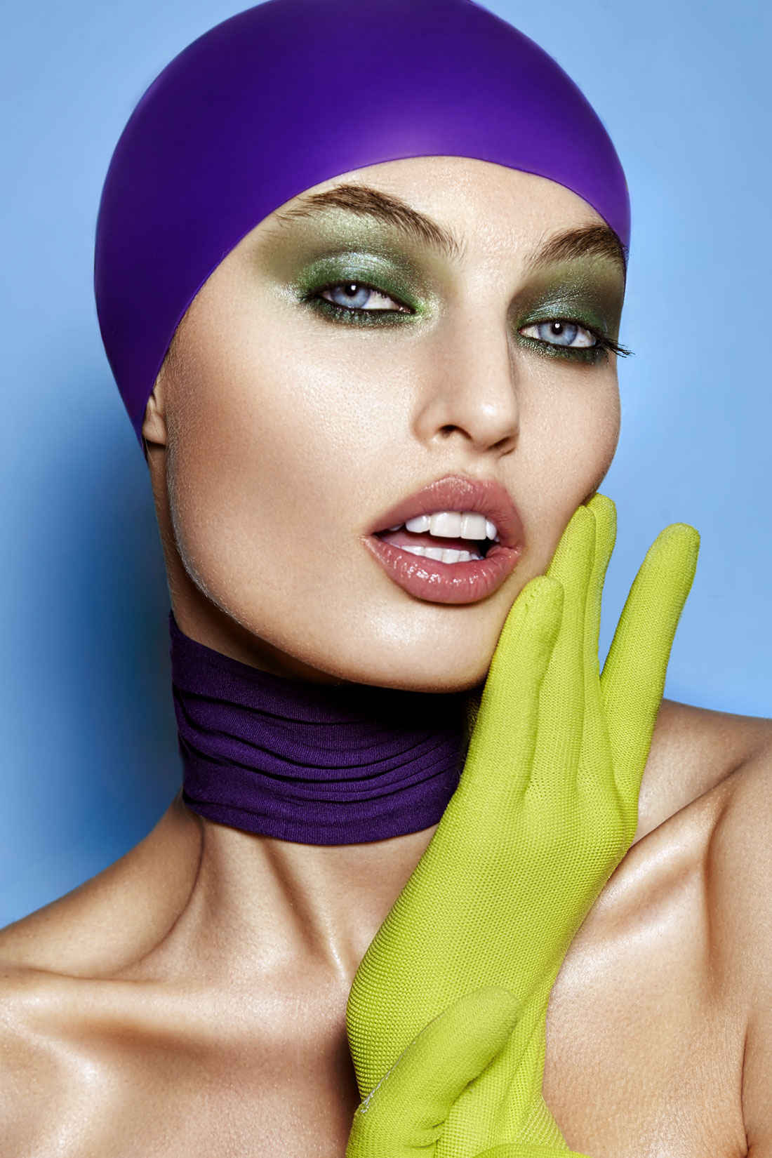 Pop Of Colour By Frank Mijares For Beauty SCENE