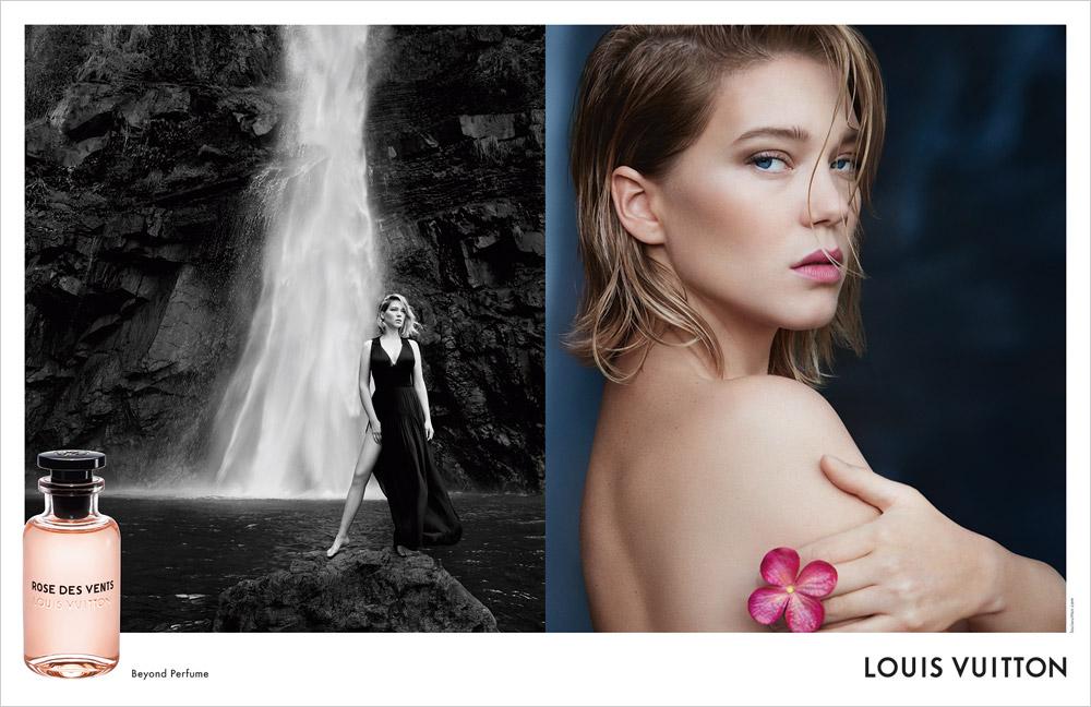 Beyond Perfume Les Parfums Louis Vuitton Featuring Lea