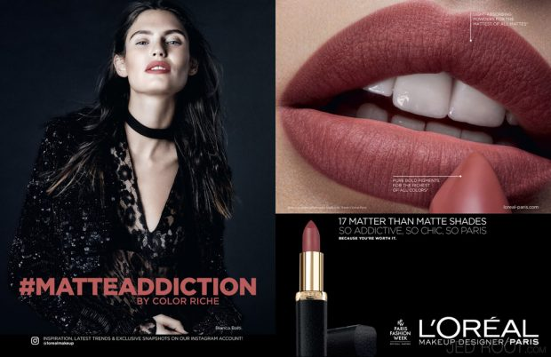 L'Oreal Matte Addiction