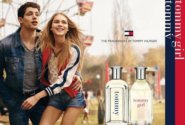 Line Brems & Jamie Wise are the Faces of Tommy Hilfiger