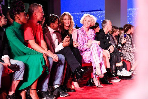 Calvin Klein Front Row