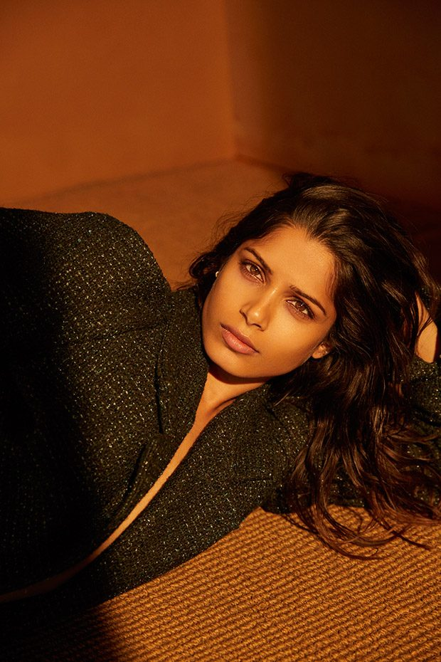 Freida Pinto is the Cover Star of Vanity Fair Italia ...