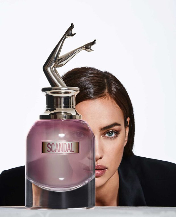 Paris Face Irina A Fragrance Scandal Jean Gaultier Paul Is Of The Shayk iTukZwOXP